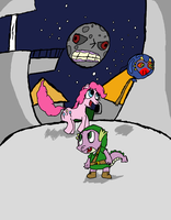 Majora's Mask by FancyPyro