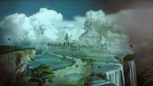 ENCHANTED PARADISE by Topas2012