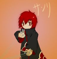 Sasori: The eternal. by Drakshira