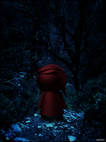 Little Red Riding Hood by Pixelgeezer