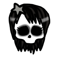 Ting Shadow Queen Skullette by Gomamon4life