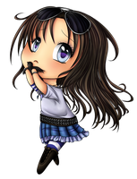 Chibi Lenka by Milasery