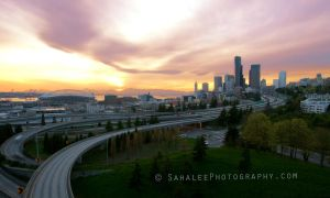 Seattle is by rayt
