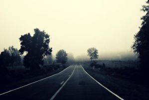 Road into the Unknown by lowjacker