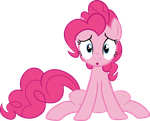 Pinkie Pie is Disappointed by BobtheLurker