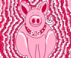Pig by Amyxmoo