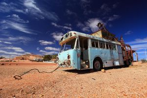 Killer Bus by CainPascoe