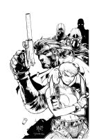 Metalgear Solid cover by TimTownsend