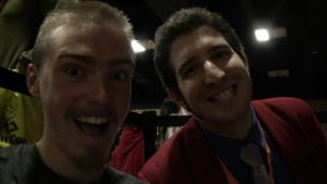 Kraken Con Spring 2015 - Waitin' with Lupin by SuperShadow781