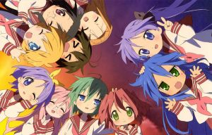 _Lucky Star_What Brings Us Together by loverofsasukeuchiha