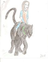 Panther Rider by ShadowOrder7