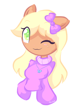 Daphne with sweater by 42Andre24