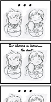 Contest Entry- Ur momma by o0OInuyashaO0o