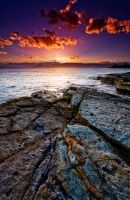 South Arm Sunset II 8 by MichaelG85