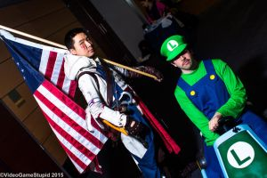 PAX East 2015 - Plumber's Creed by VideoGameStupid