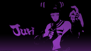 Han Juri Wallpaper - Black by AuraHACK
