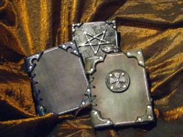 Leather Variant Spellbook by Vorkros
