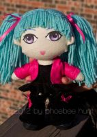 Plushie Muse by Xandyr