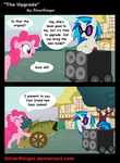 The Upgrade by SilverSlinger