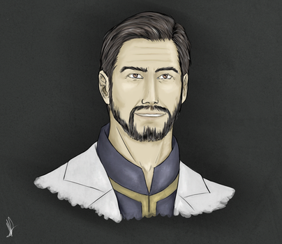 James... fallout daddy by spicybiscuit