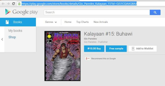 Kalayaan 15 on GooglePlay by gioparedes