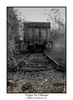 Dead end Rail by holala831
