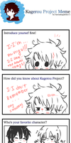 Kagerou Project Meme!! by MikuFregapane