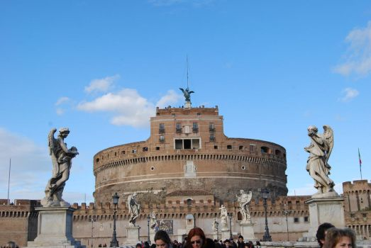 Castel Sant'Angelo by cherly2244