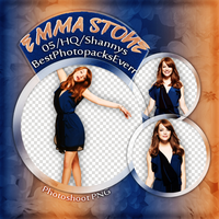 Png Pack 831 - Emma Stone by BestPhotopacksEverr