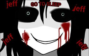 Jeff The Killer: Lost mind: Madness by TheMidnightNightmare