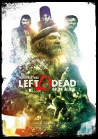 Left 4 Dead poster by WarfyrdauzwaR
