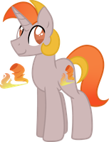 .::Gift/Request::. Firewhirl by FrozenStar37615