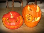 Jack o lanterns by tursiart