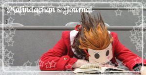 Judai Journal header by Malindachan