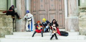 Slayers fun by Alelamon