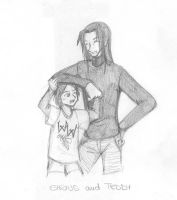 Sirius and Teddy by pixie-rings