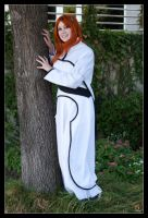 Orihime - Red and White by Kuragiman