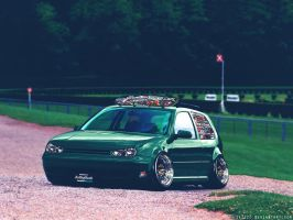 HellaFLush VW Golf IV by Sk1zzo