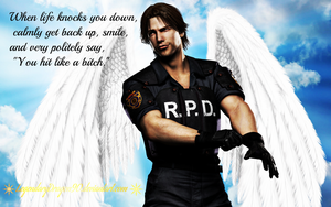 Guardian Angel Kevin Ryman by LegendaryDragon90