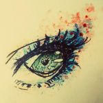 A Beautiful Eye by maryberrie