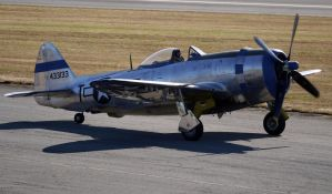 P-47D Taxi by shelbs2
