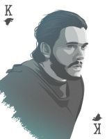 King in the North by iPeccatore