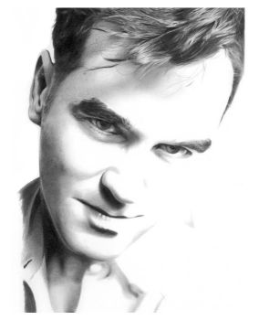 Morrissey by golfiscool