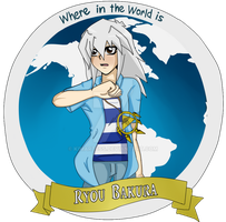 Where In The World Is Ryou Bakura by kimartess