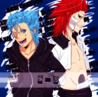 KH : Bleach: change cloths 6 8 by animegirl000