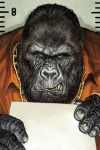 Animal Rights - Gorilla by adijin