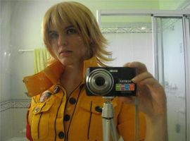 Seras cosplay test by l3lue-Kat