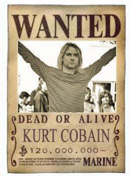 kurt wanted by YosuaDRyelly