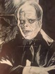 Lon Chaney Phantom of the opera by radec223