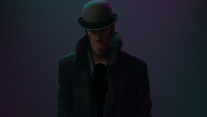 SFM - Tom Waits by Hania98